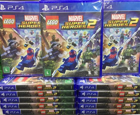 Bd Ps4 Lego Marvel Heroes Lego Marvel Heroes Gallery Wallpaper And Free
