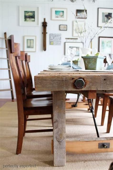 barn style dining room table pottery barn farmhouse dining room table design ideas