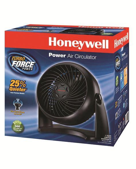 Honeywell Ht 900 Honeywell Turboforce Air Circulator Fan