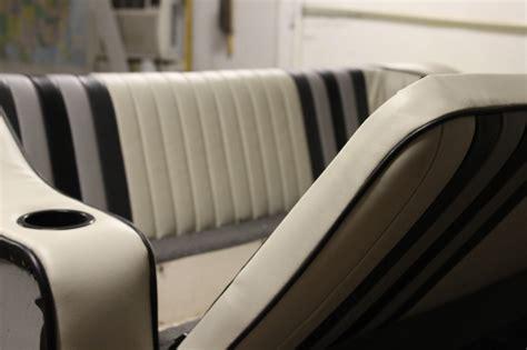 ski boat upholstery restoration grateful threads custom