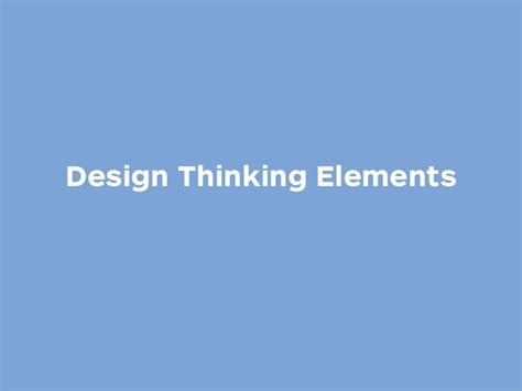 design is solving problems design for solving the right problem