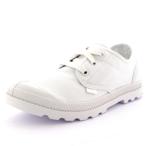 oxford canvas shoes womens palladium oxford lace up low cut canvas shoes hiker