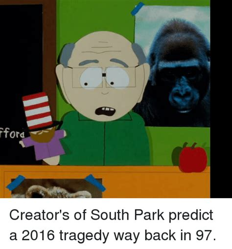 South Park Funny Memes - funny south park memes of 2016 on sizzle tfw
