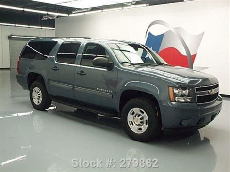 purchase used 2010 chevy suburban 2500 4x4 9 passenger 3rd