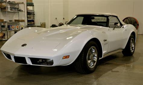 corvette f f s 1974 corvette stingray roadster 29k original