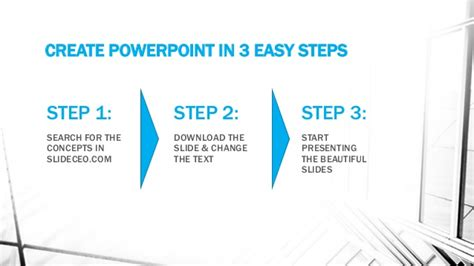 powerpoint tutorial step by step creating a powerpoint presentation made easy