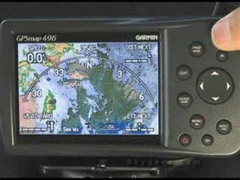 garmin  gps garmin aviation gps airplane garmin gps  youtube