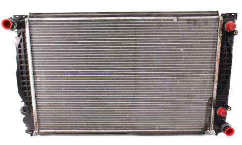 radiator audi a4 a6 c5 vw passat b5 2 8 v6 automatic