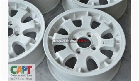 Velg Enkei Es Gravel R15 Ori Japan velg enkei compe rally r15 made in japan