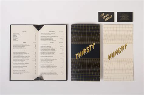 Who Designed The Card - the best menu designs inspiration gallery bp o