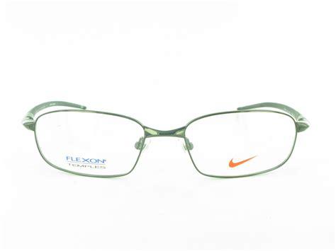 new nike flexon eyeglass frames nk 4104 sporty designer