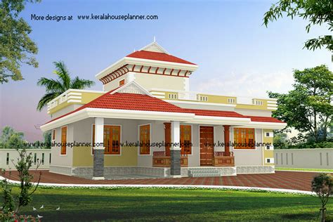 nice house plans kerala low budget home plans in india
