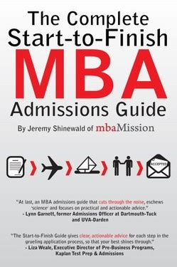 Will Be Starting An Mba Soon by Start Early And With One Mba Application