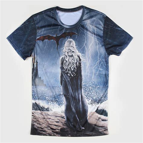 Tshirt 3d 01 daenerys targaryen 3d t shirt printed song of