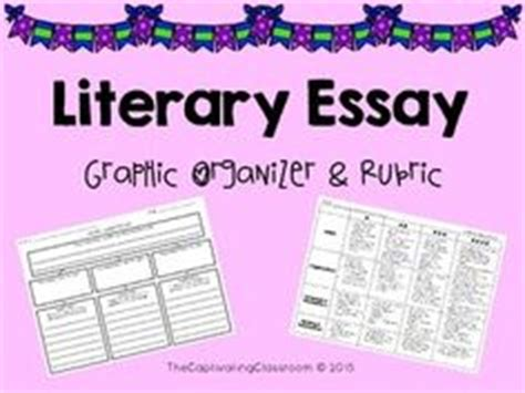 Literary Essay Calkins by Writing Literary Essay On Calkins Anchor Charts And Third Grade