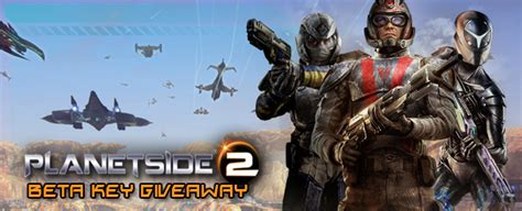 planetside 2 beta key giveaway facebook special us only mmobomb com - Planetside 2 Beta Key Giveaway