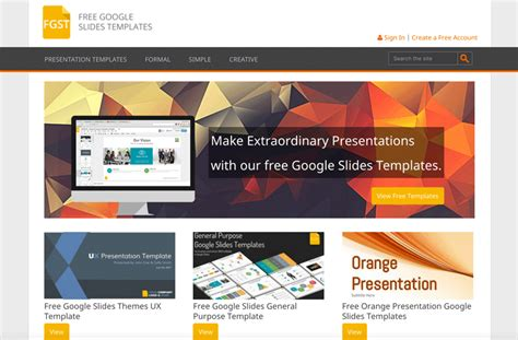 best templates for google slides fgst best free google slides templates slidehunter com