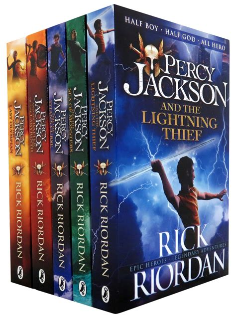 percy jackson book pictures percy jackson collection 5 books set lowplex 9780141346885