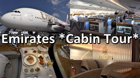 airbus a380 class cabin ila 2016 cabin tour emirates airbus a380 a6 eua