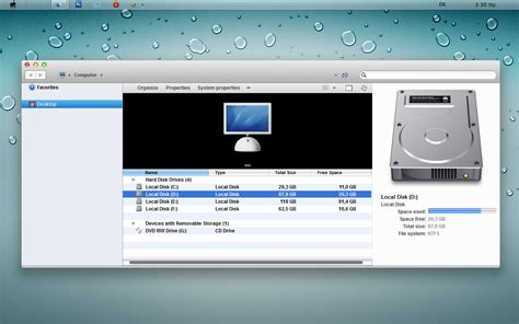 mac theme for windows 10 64 bit text sp1 zeusosx win7 64bit by zeusosx on deviantart
