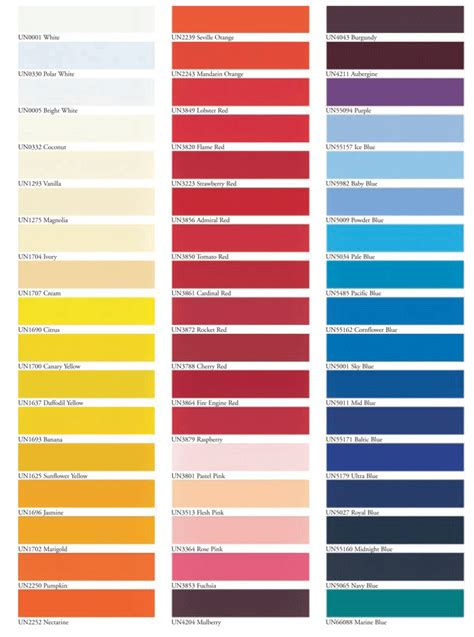 colors and names color name palette in 2019 color inspiration color