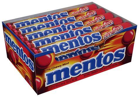 Mentos Roll Cinnamon 1 32 Ounce mentos cinnamon 1 32 ounce roll jet
