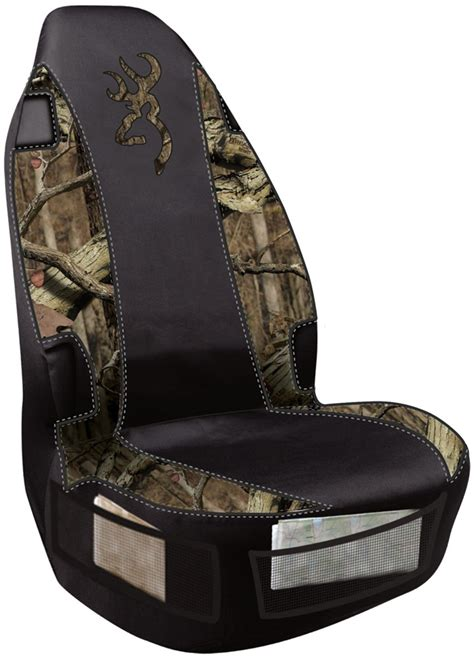 browning universal seat cover browning universal fit seat cover polyester