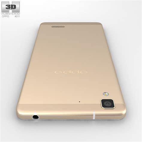 Fuze Anticrack Oppo R7 Custom oppo r7 golden 3d model hum3d