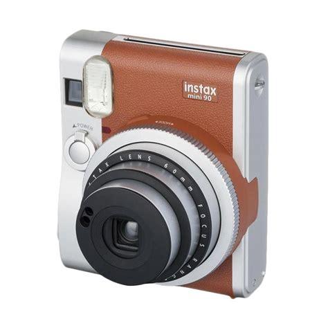 Kamera Fujifilm Mini jual fujifilm instax mini 90s brown kamera instax