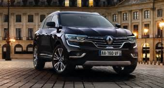 What Colors Go With Grey renault gives new koleos an initiale paris touch