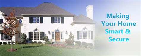 residential home security banner image all in one security