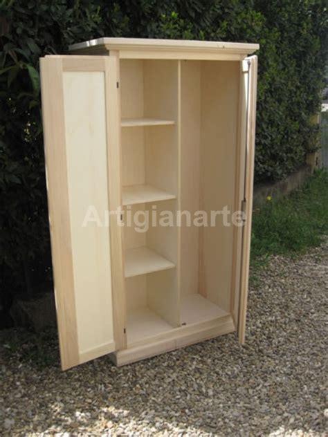 armadietti economici armadietti in legno economici idee per la casa