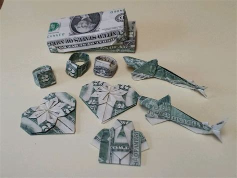 2 Dollar Bill Origami - 2 for 7 origami great unique gift 2 dollar bill shark