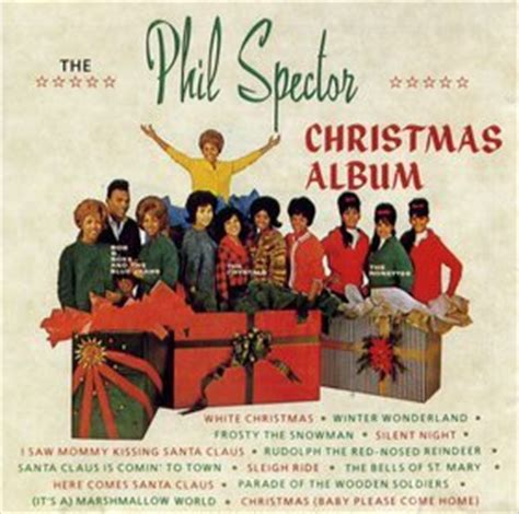 the phil spector christmas album by various artists
