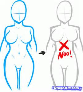 How To Draw A How To Draw An Anime Step By Step Anime Females