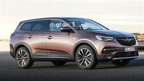 2019 Opel Adam X by New Opel Adam X Mokka X And Monza X Digitally Imagined