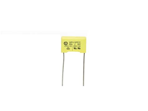 suppression capacitors mpx250s683j capacitor industries