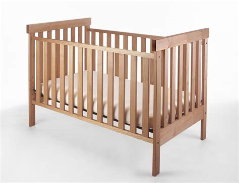 Baby Cribs Solid Wood by Catalog Organic Grace
