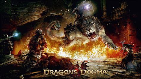 wallpaper 4k dragon dragon s dogma dark arisen wallpapers in ultra hd 4k