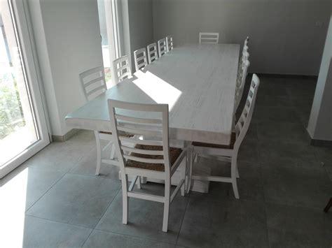 tavoli legno rustici tavoli in legno massello