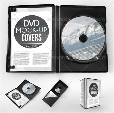 12 psd dvd template actual images free dvd case cover