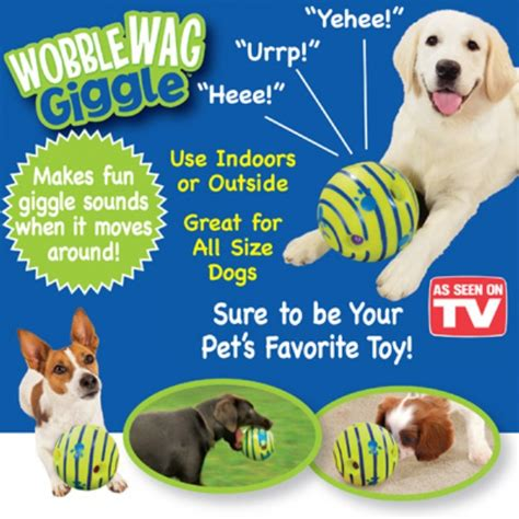 giggle for dogs wobble wag giggle new easy