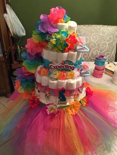 Hawaiian Themed Baby Shower Favors by Hawaiian Themed Cake Aloha Signature Item By