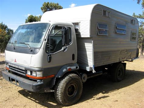 mitsubishi fuso 4x4 expedition vehicle expedition mitsubishi fuso fh travel ready and in