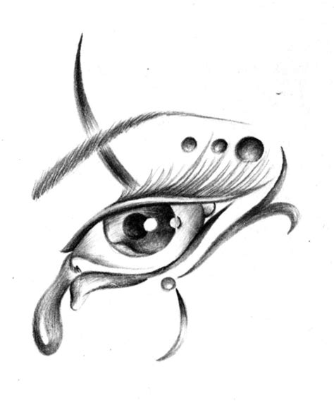 tribal tattoos eyes eye images designs