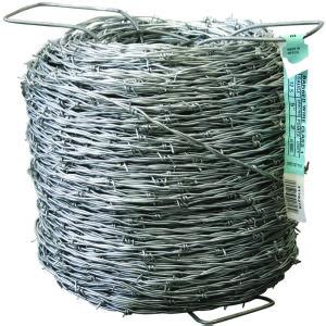 farmgard  ft   gauge  point class  barbed wire