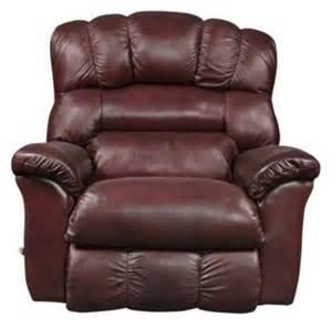 la z boy crandell 100 leather rocker recliner