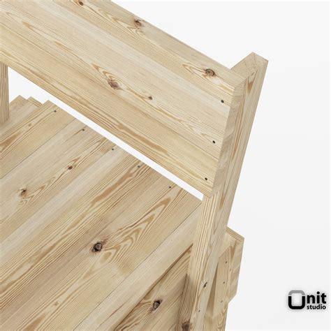 sedie 3d dwg artek sedia 1 chair 3d model max obj 3ds fbx dwg