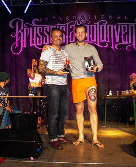 3e prijs tattoo conventie brusssel six feet under
