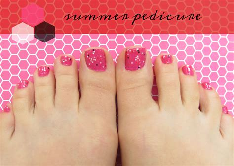 Best Pedicure by It S Always Ruetten Summer Pedicure Colors Tips